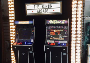Retro Arcade Game Hire Glasgow