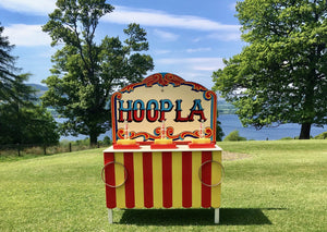 Hoopla Carnival Game for Hire