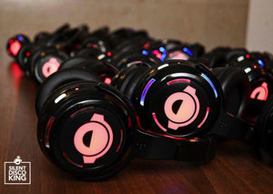 Silent Disco Hire Glasgow