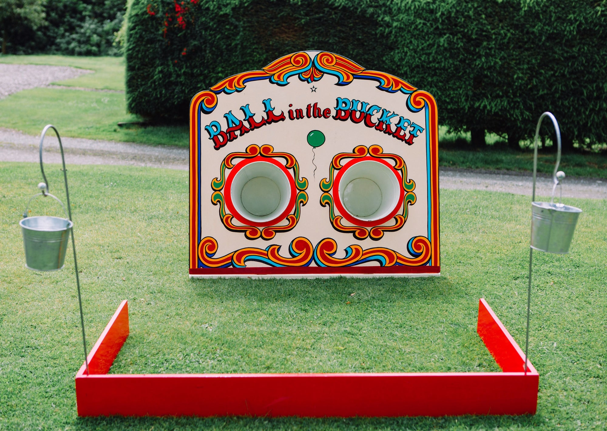 Funfair Games for hire Scotland
