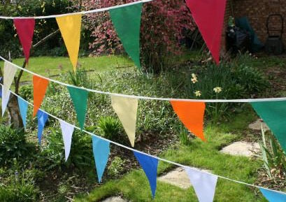 Carnival Bunting For Hire