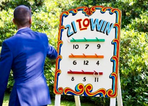Games for weddings