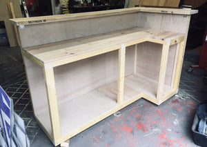Custom made Man Cave Bars for sale Glasgow