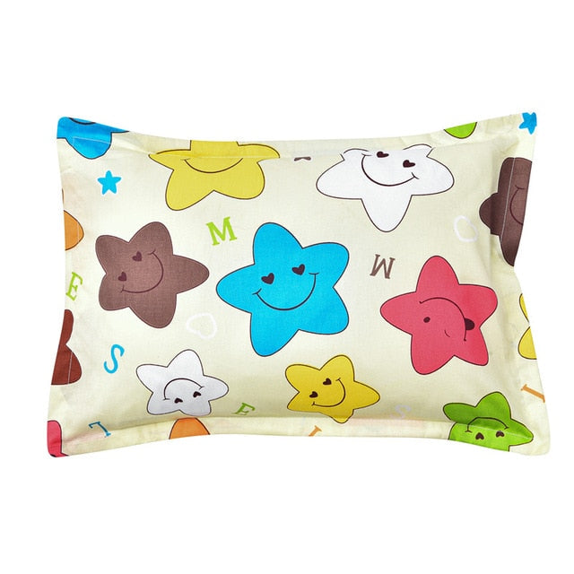 cotton children pillow toddler kids baby pillow - PillowsandBedStuff