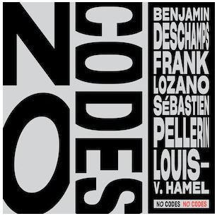 Benjamin Deschamps - No Codes (CD)