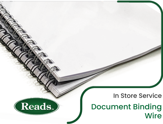 In Store Service: Binding - Wire