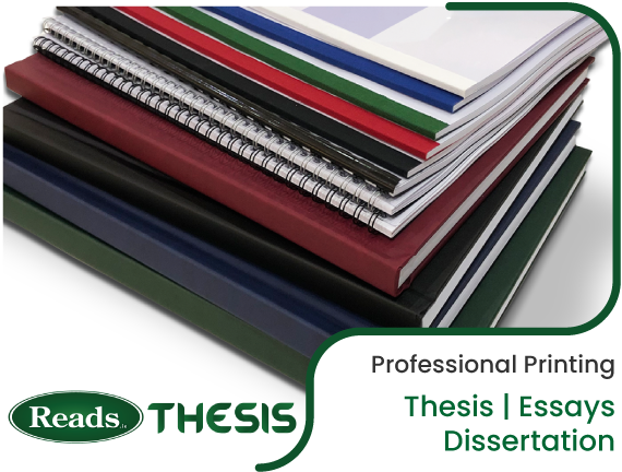 Thesis & College Printing