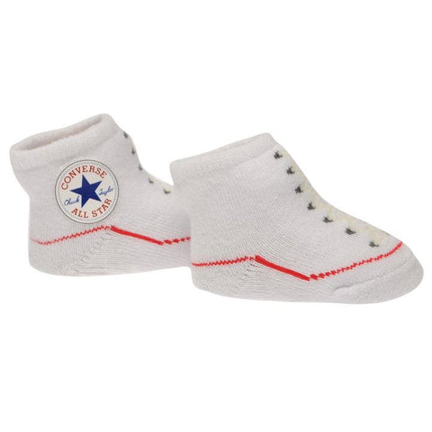 Converse White socks(two pairs)
