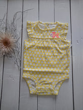 Load image into Gallery viewer, Carters Yellow Polka Dot Set