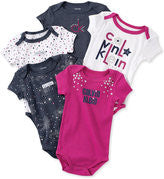 Calvin Klein Baby girls Bodysuits star