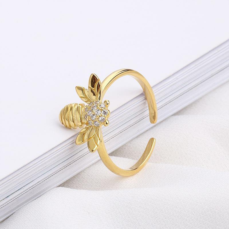 Project Honey Bees - Adopt a Bee Adjustable Ring