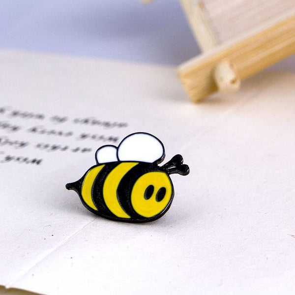 Project Honey Bees - Adopt a Bee Pin - ProjectHoneyBees - Save The Bees