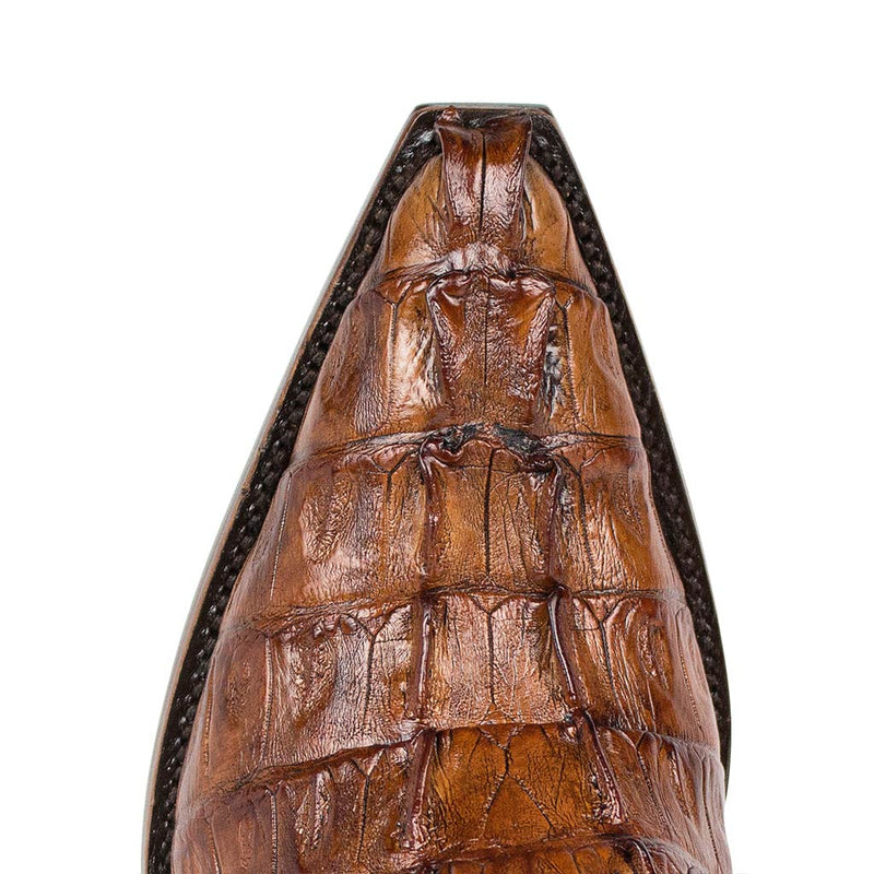 Texas Caiman Tail Coñac