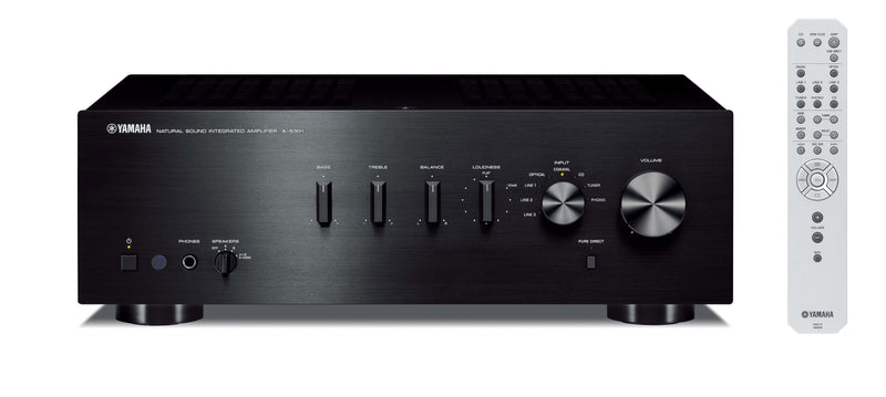 Yamaha A-S301 Integrated Stereo Amplifier