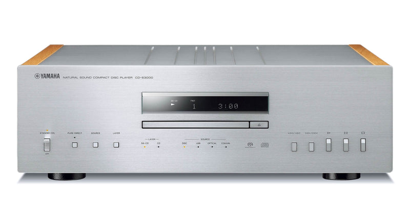 Yamaha CD-S3000 CD/SACD Player