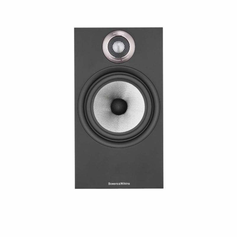 Bowers & Wilkins 606 S2 Anniversary Edition Bookshelf Speakers