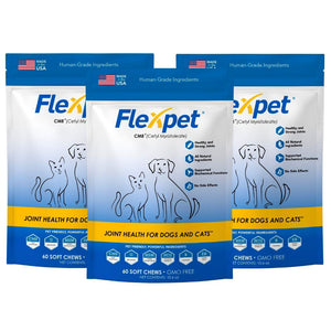 Flexpet with CM8 - Maximum Strength 180 count