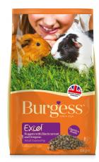 Burgess Excel Adult Guinea Pig Nuggets With Blackcurrent & Oregano