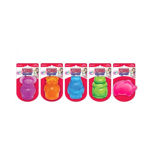 KONG Squeezz Jels Assorted Large