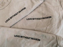 Load image into Gallery viewer, Love Without Reason Black Yoga Tank