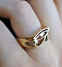 Load image into Gallery viewer, Eye of RA Ring - LaRayia's Bodega