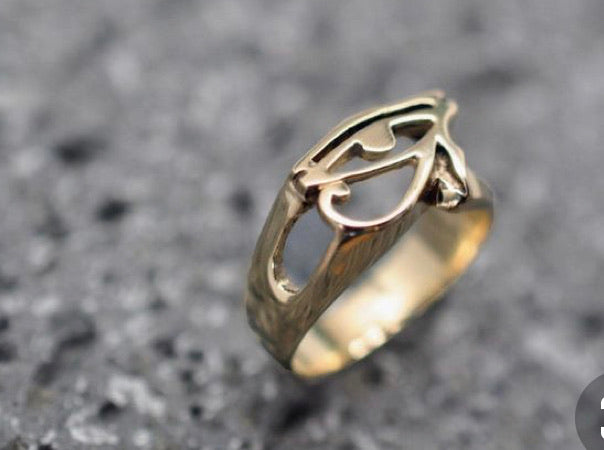 Eye of RA Ring - LaRayia's Bodega