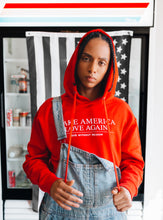 Load image into Gallery viewer, Make America Love Again Hoodie - LaRayia's Bodega