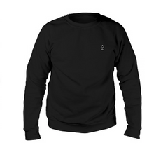 Load image into Gallery viewer, SWEATER: Home Sweater Black