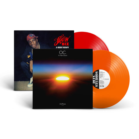O.C. Orange LP / Showbiz Red LP