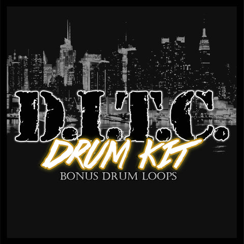 DRUM KIT 2 (Digital Download)