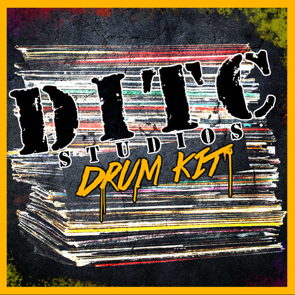 D.I.T.C. STUDIOS DRUM KIT (Digital Download)
