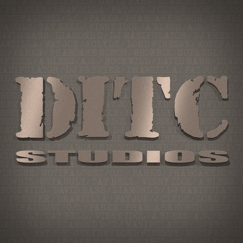 D.I.T.C. STUDIOS INSTRUMENTALS (Digital Download)
