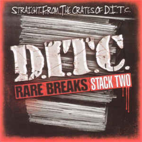 D.I.T.C. Rare Breaks Stack Two