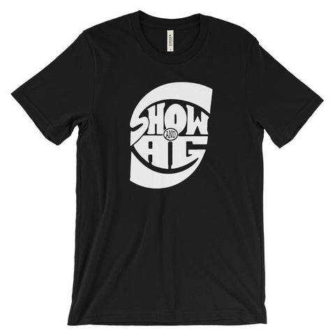 Show & AG short sleeve t-shirt