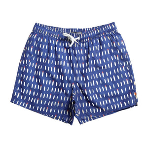 Far Afield Surfboard Swimshorts in Navy