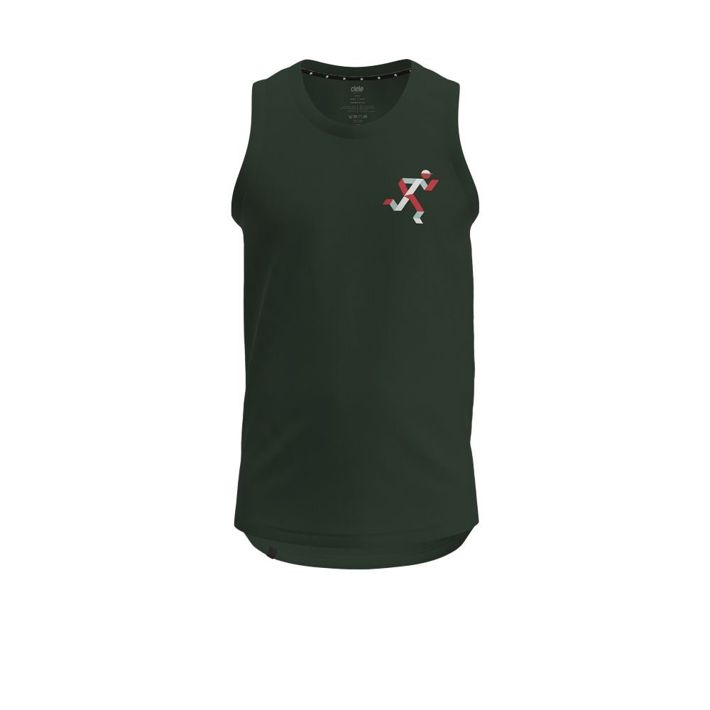 Ciele Athletics Running Man Vest - Hall