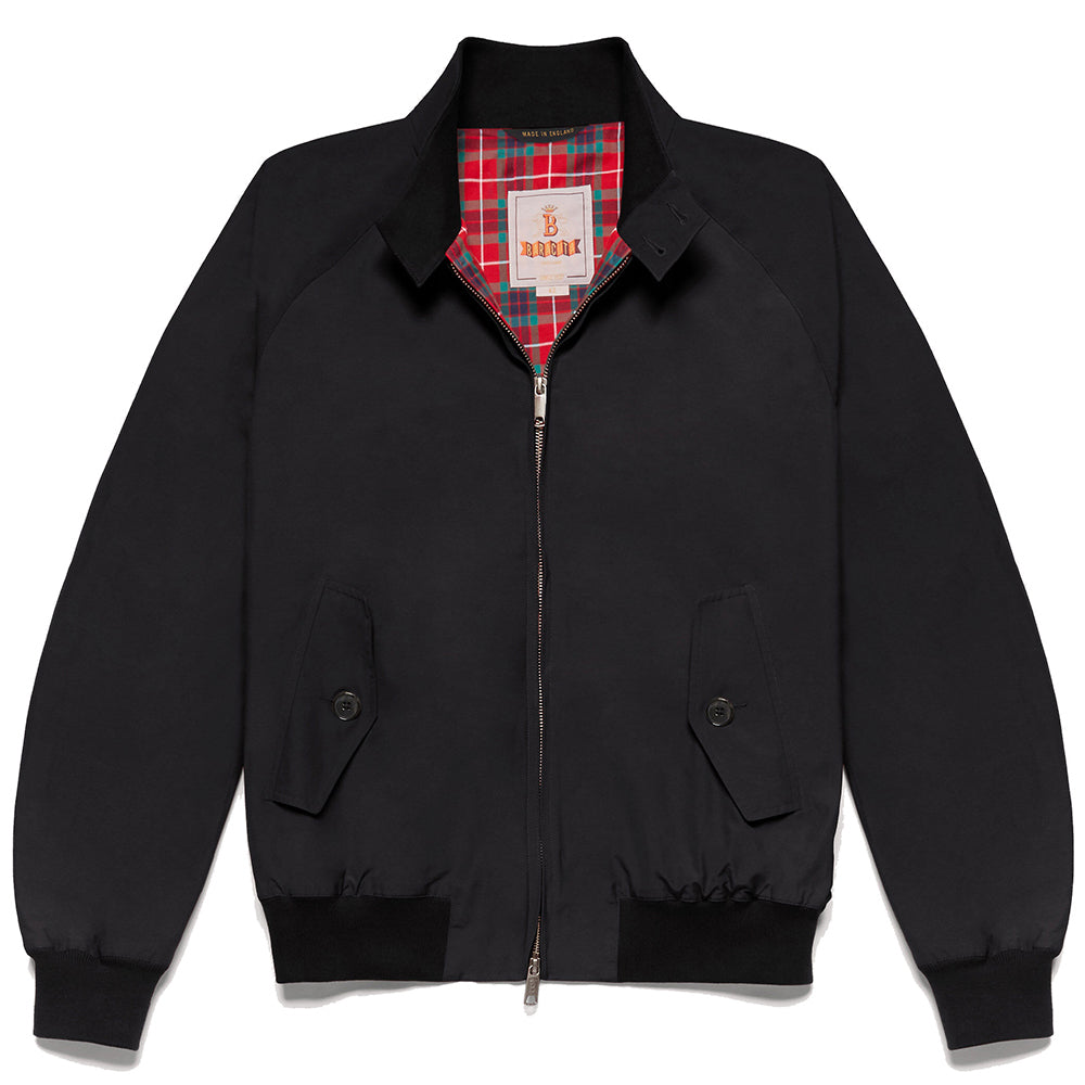 Baracuta G9 Harrington in Black