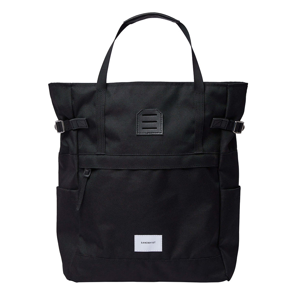 Sandqvist Roger Backpack in Black