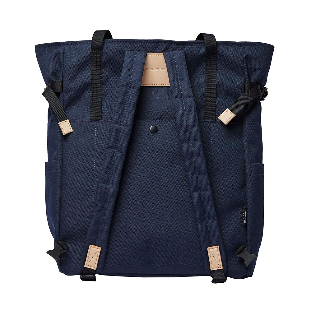 Sandqvist Roger Backpack in Navy