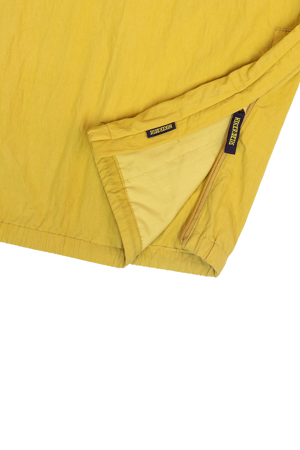 Hikerdelic Conway Smock Jacket in Sunshine Yellow