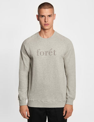 Forêt Ace Sweatshirt in Grey