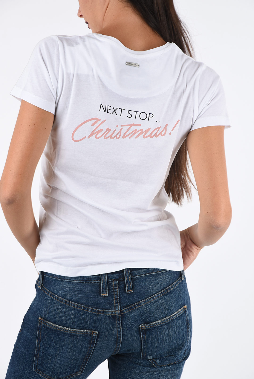 NEXT STOP CHRISTMAS T- SHIRT