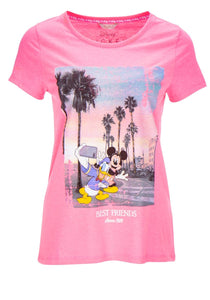 DONALD AND MICKEY SHIRT