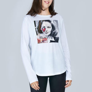 SUZI ROHER THE HEPBURNS T_SHIRT