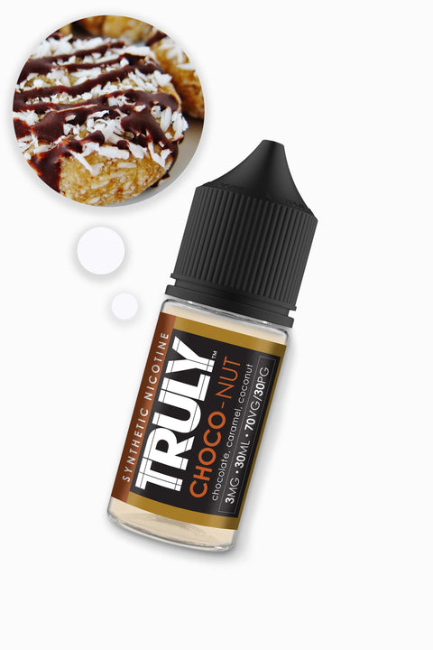 Truly Vapes Choco-Nut