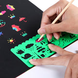 Enchanted-Scratch Painting Kits(40%OFF)