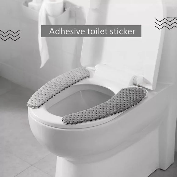 Soft Washable Toilet Seat Covers(40%OFF)