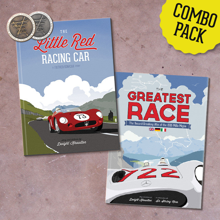 Two Book Set: LRRC & TGR