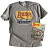 "The ""Auto Speed and Sport"" T-shirt"