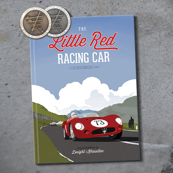 20 Pack Wholesale: The Little Red Racing Car
